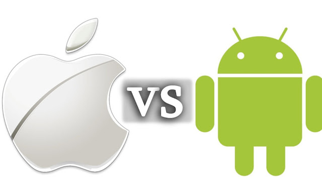 Apple VS Andriod