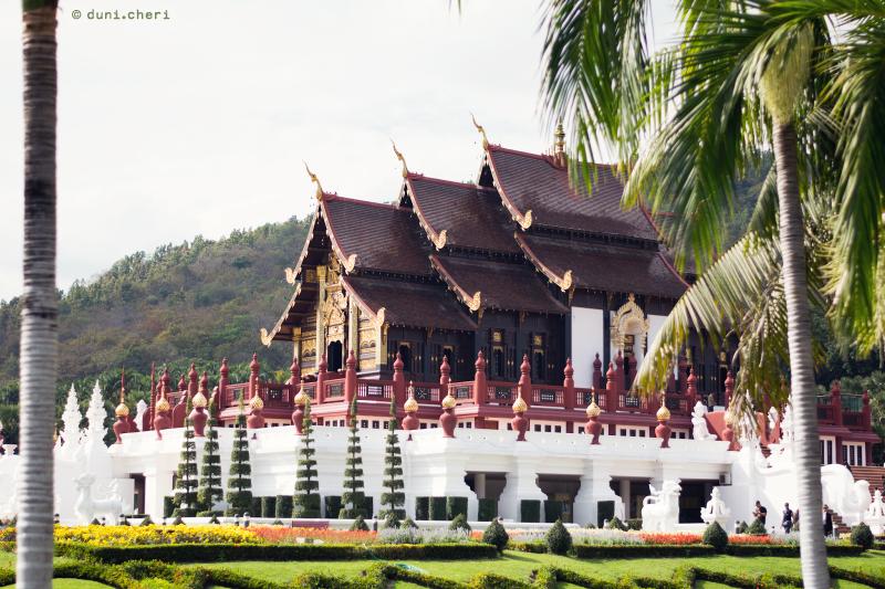 chiang mai royal park rajapruek