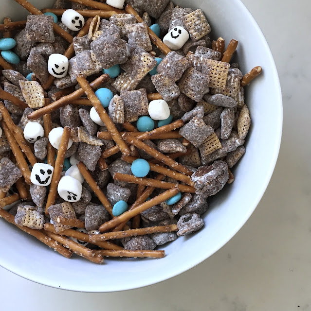 Frozen Fever Chex Mix