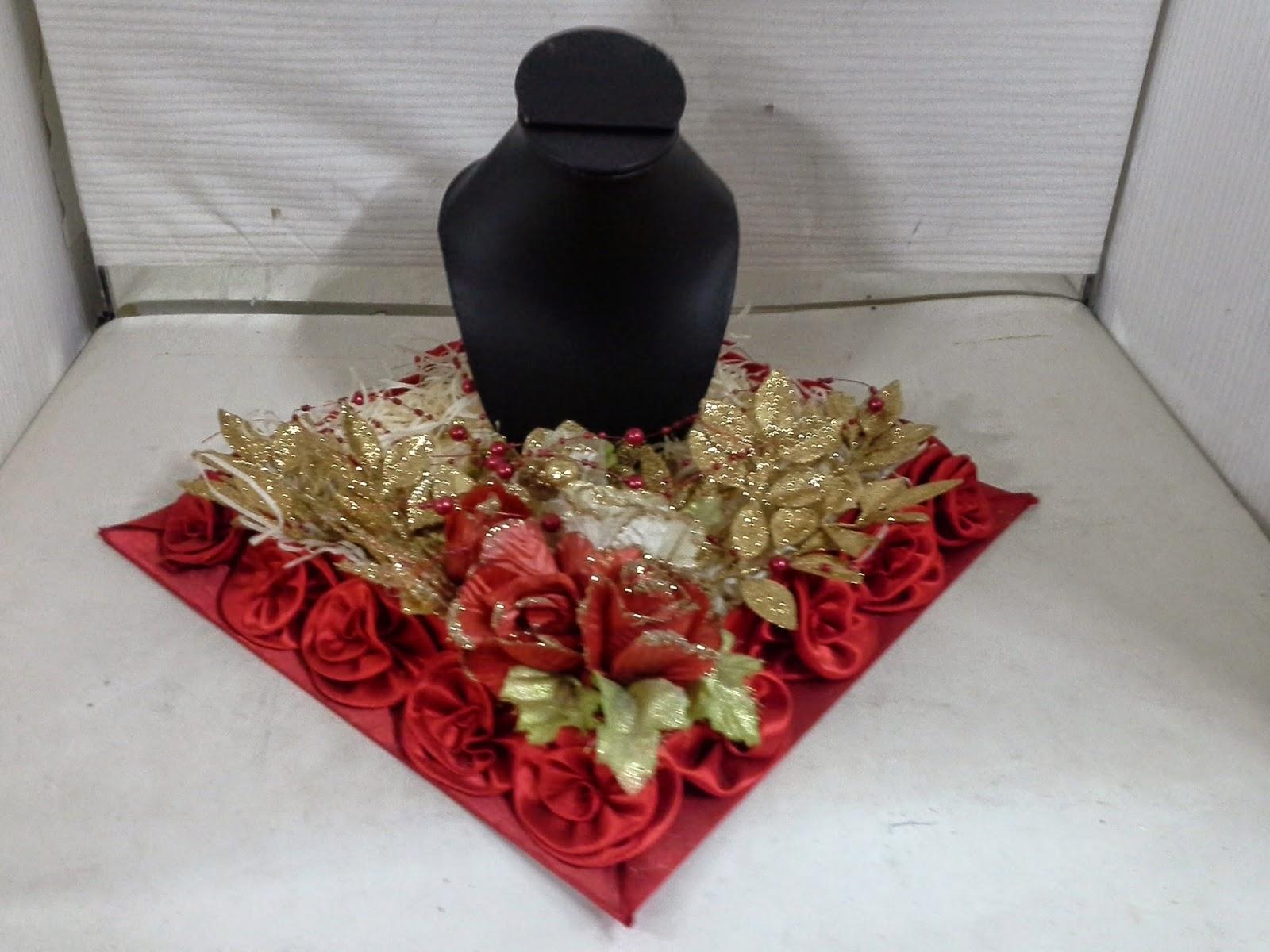 Indian Wedding Gifts Ideas: Jewellery Packaging Trays, Jewellery Presentation