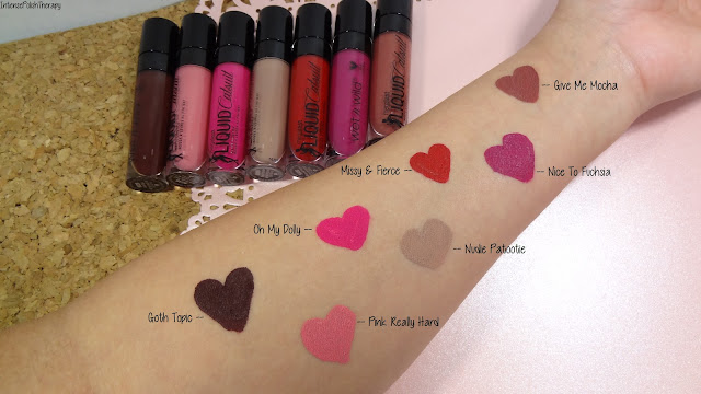 Wet 'n' Wild Liquid Catsuit Matte Lipstick