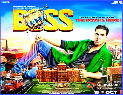Boss (2013) Hindi Full Movie Download Online ~ Full Movie Download Online