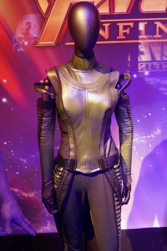 Guardians Mantis costume Avengers Infinity War