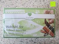 Erfahrungsbericht: GrüNatur Gesundheitsapotheke - Wohlfühl-Tee