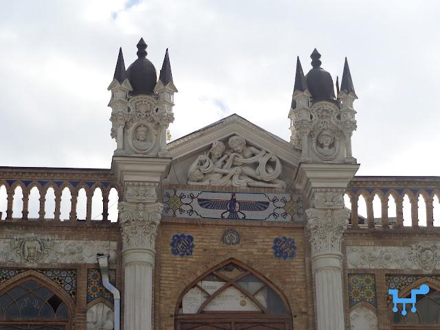 Saraye Roshan, Tehran, Iran, Oudlajan