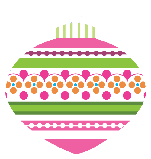 Christmas Decoration Printables From ComboInk