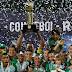 #AtléticoNacional campeón de la #RecopaSudamericana al vencer 4-1 a #Chapecoense