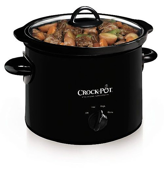 3-quart Crock-pot Manual Slow Cooker Colors 8.99 Free Store Pickup Kmart
