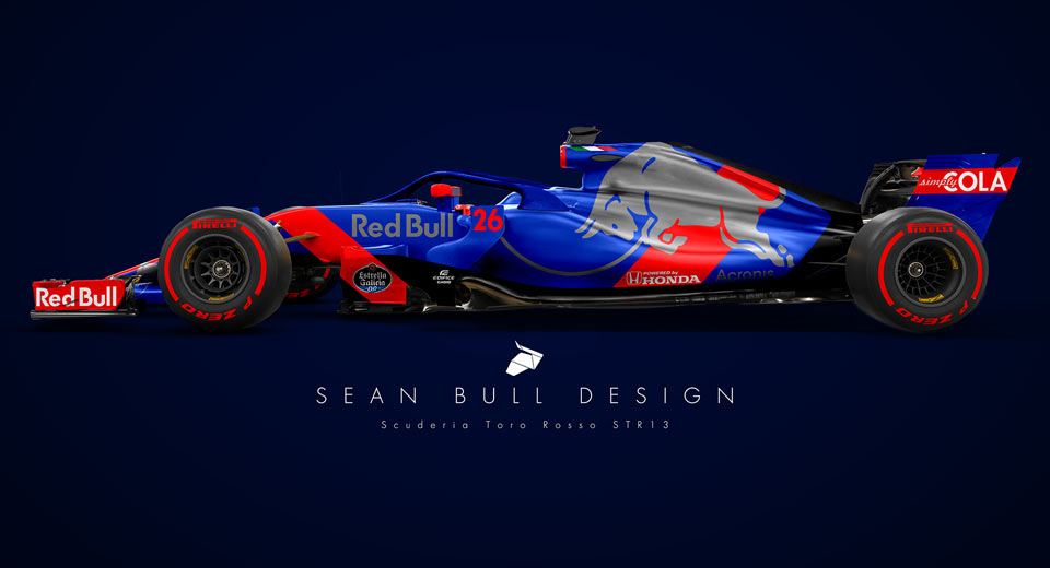 2018 f1 liveries could make the halo look almost acceptable. Black Bedroom Furniture Sets. Home Design Ideas