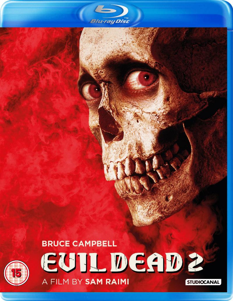 evil dead 2 4k blu-ray