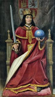 Retrato de Fernando III (Ayuntamiento de León)