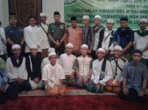 Kodim 1310/Bitung Rayakan Isra Mi'raj Nabi Muhammad SAW 1439 H/2018 M