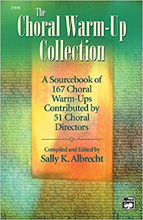 https://www.amazon.com/Choral-Warm-Up-Collection-Sourcebook-Contributed/dp/0739030523/ref=sr_1_3?s=books&ie=UTF8&qid=1532802447&sr=1-3&keywords=choral+warm+ups