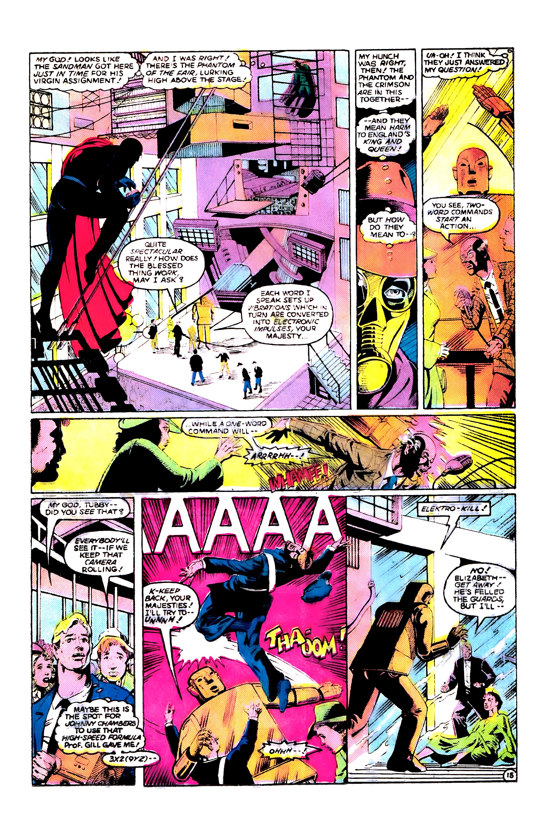 Read online Secret Origins (1986) comic -  Issue #7 - 41