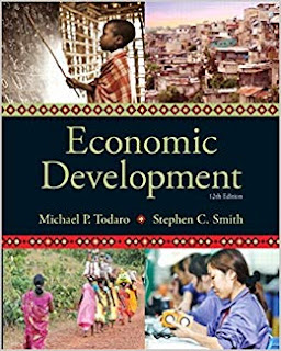 Economic Development 12th Edition by Todaro