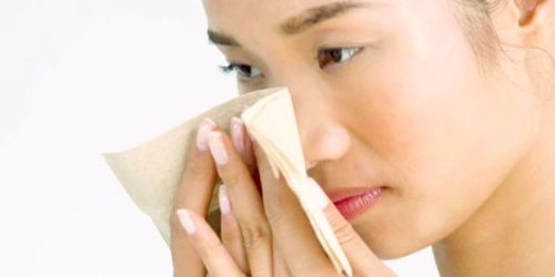 como usar laminas anti brillos para piel grasa