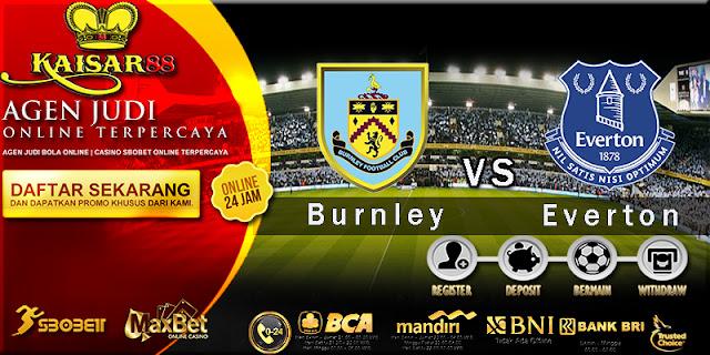 Prediksi Bola Jitu Burnley vs Everton 3 Maret 2018