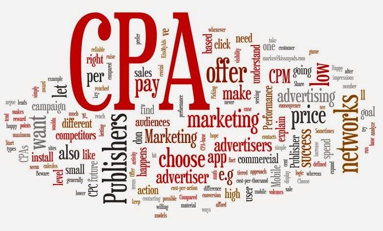 CPA Afiiliate network