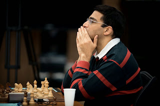 Echecs : Vishy Anand a pris le large avec 6/9 - Photo © site officiel