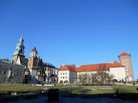 palazzo reale e cattedrale di wawel cracovia