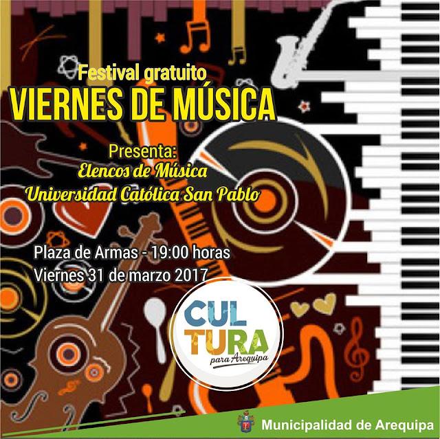 Festival Gratuito de Música