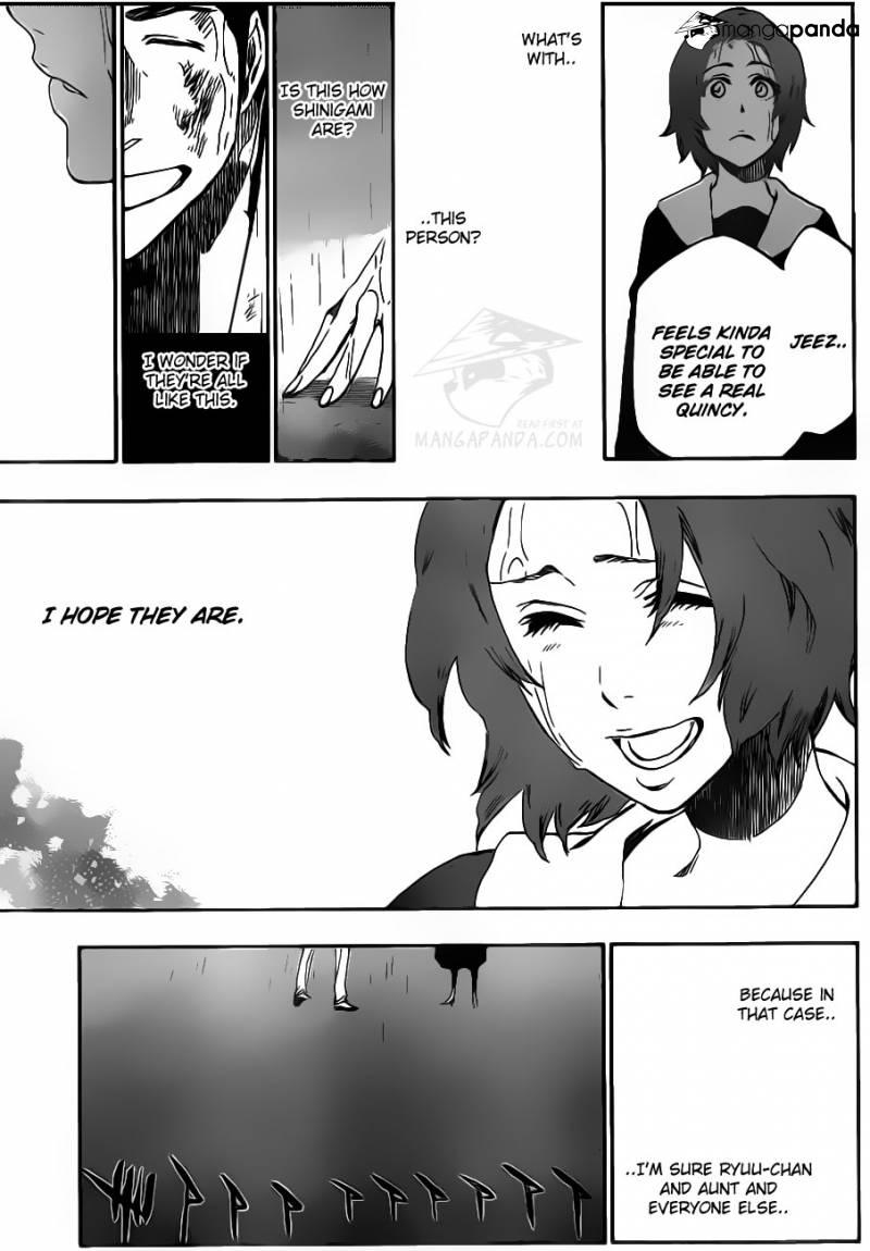 Bleach chapter 533 trang 9