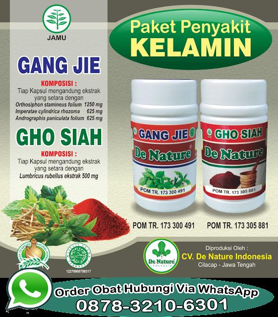 Obat Herbal Mencegah Kencing Nanah