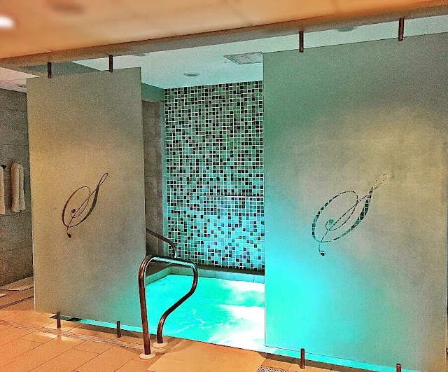 Serenity by the Sea Spa - spend a day relaxing with a massage and a dip in the plunge pool!