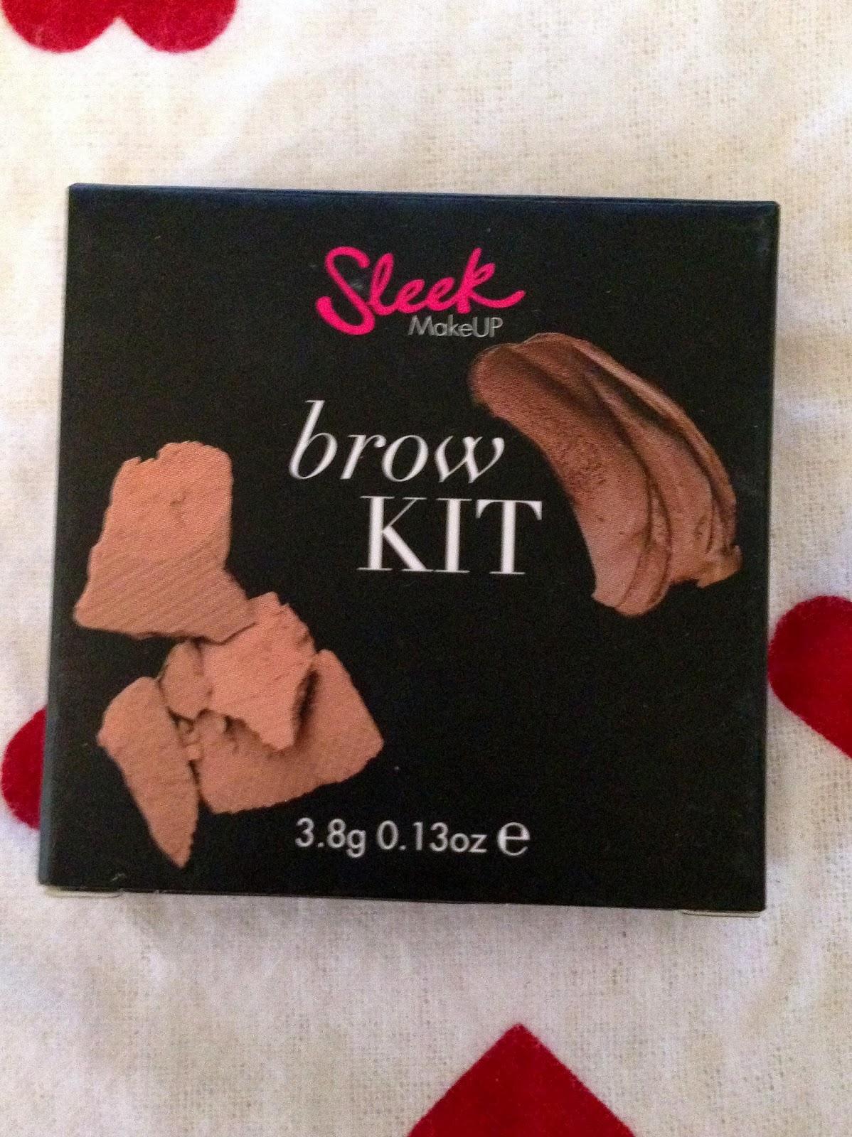Sleek Brow Kit