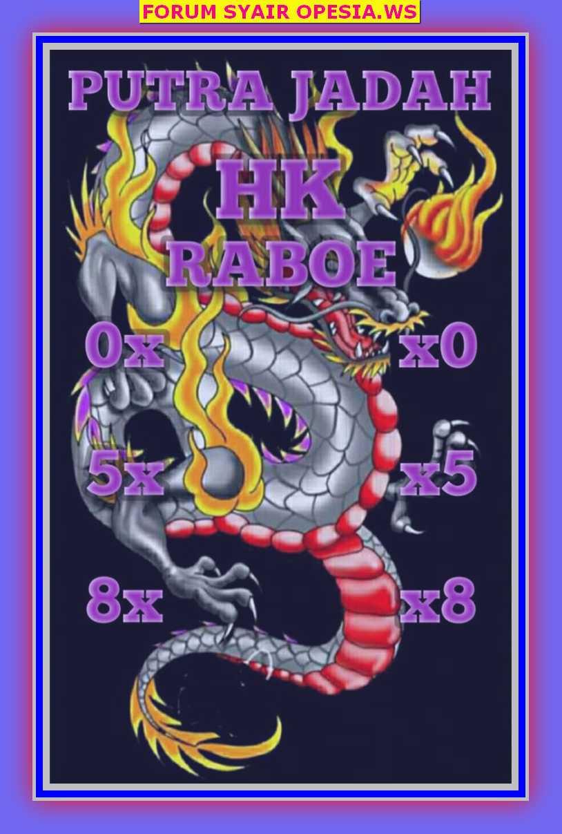 Kode syair Hongkong Rabu 30 Oktober 2019 11