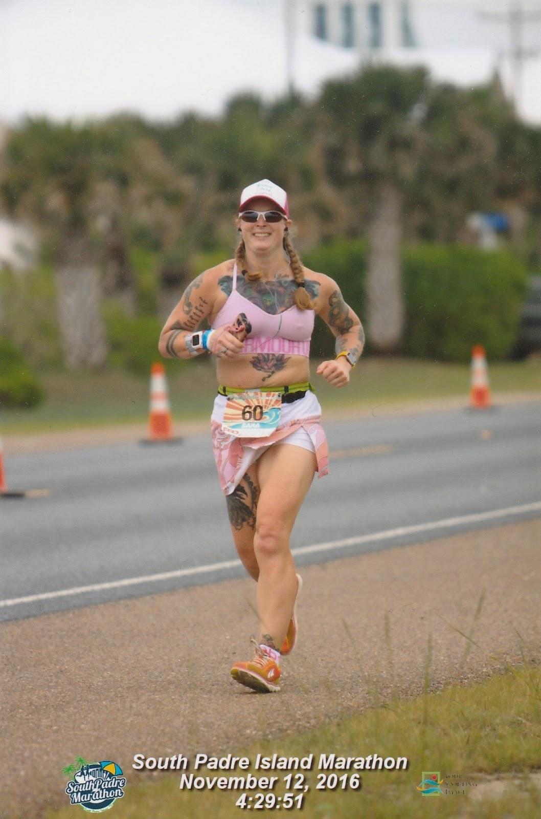 Sara Runs This Weigh: 2016