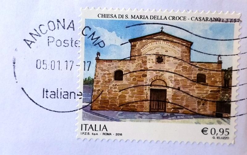 Chiesa di Santa Maria della Croce - Casarano
