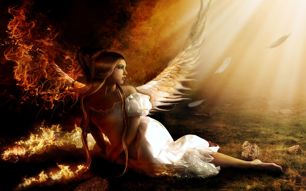Best Wallpaper Collection Best Angel Wallpapers