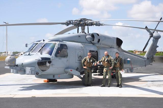 Lockheed Martin/Sikorsky MH-60R of Royal Australian Navy