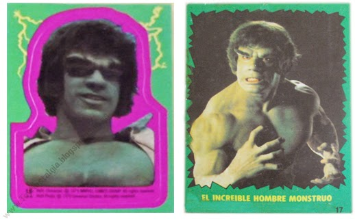 Colección The Incredible Hulk 1979