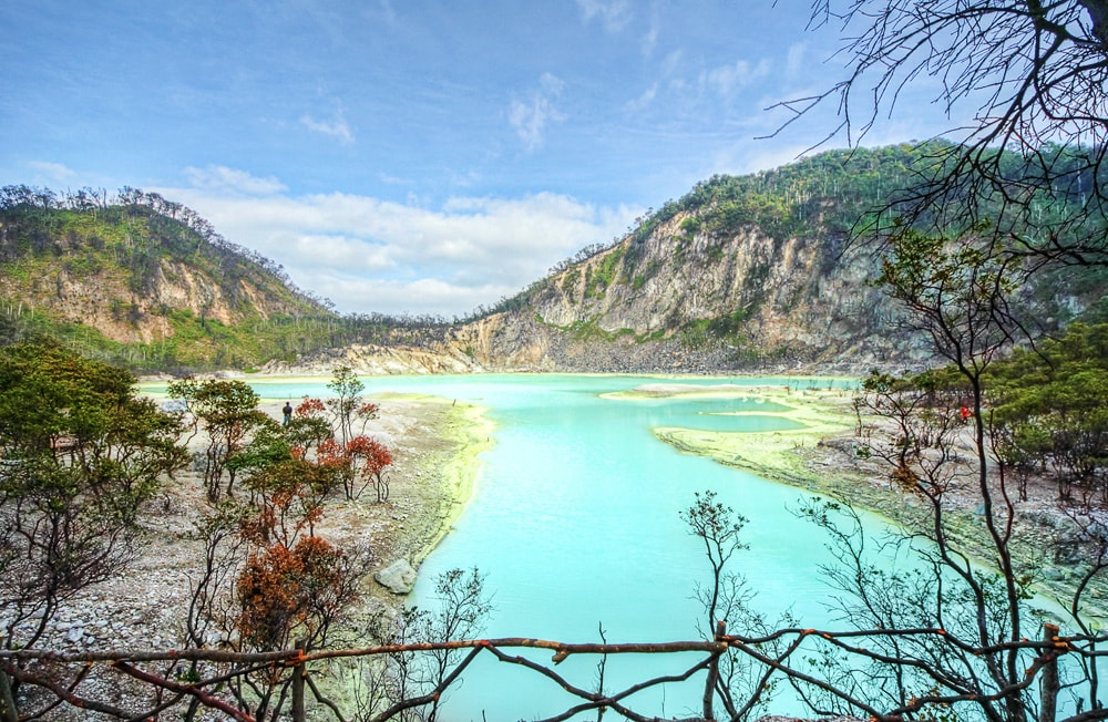 Objek Wisata di Jawa Barat