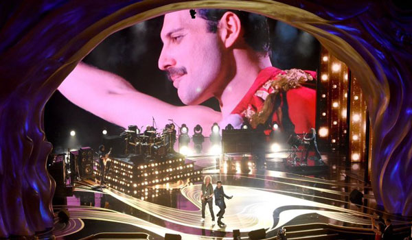 "Queen - ""We Will Rock You"" - oscar 2019"