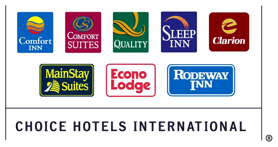 Official Logos For Choice Hotels International Comfort Inn Suites Clarion Sleep Cambria Econo Lodge Suburban Flag Quality