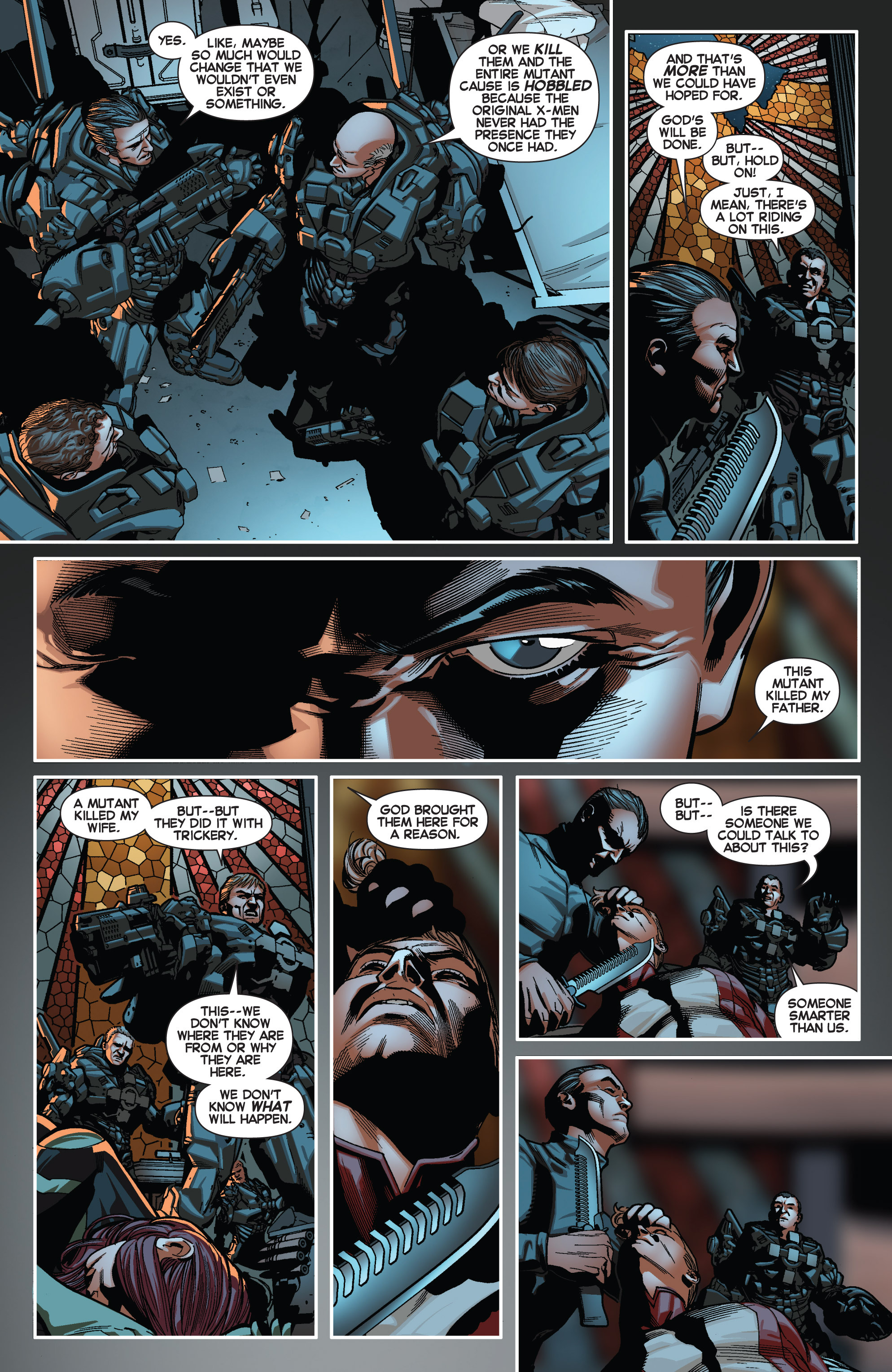 Read online All-New X-Men (2013) comic -  Issue #21 - 6