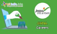 Jindal Steel & Power Recruitment