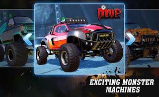 Monster Truck Racing (Unreleased) Apk Mod Terbaru