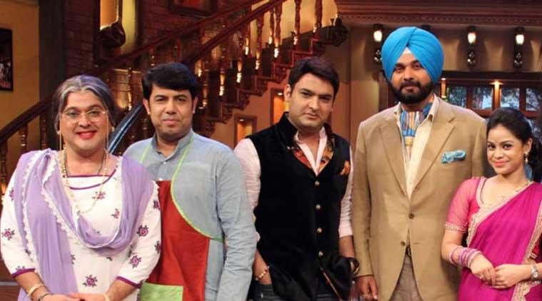 Sidhu quits Kapil's show