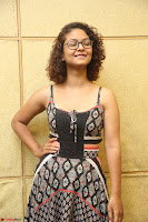 Actress Aditi Myakal Looks gorgeous in Sleeveless Deep Neck Top at Ami Tumi success meet ~  Exclusive 010.JPG