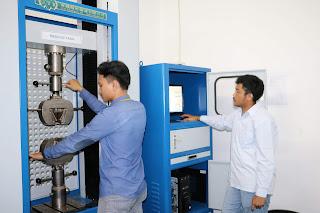 Fasilitas Fakultas Teknik UHAMKA Jakarta