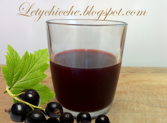 Ribes nero - Letychicche