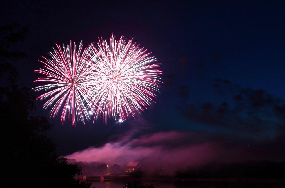 Tips Sederhana Memotret Pesta Kembang Api pada Acara Tahun Baru fotografi