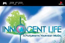 Innocent Life A Futuristic Harvest Moon [335 MB] PSP