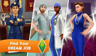The Sims FreePlay MOD Apk v5.29.1 for Android unlimited Money Gratis Update new Version