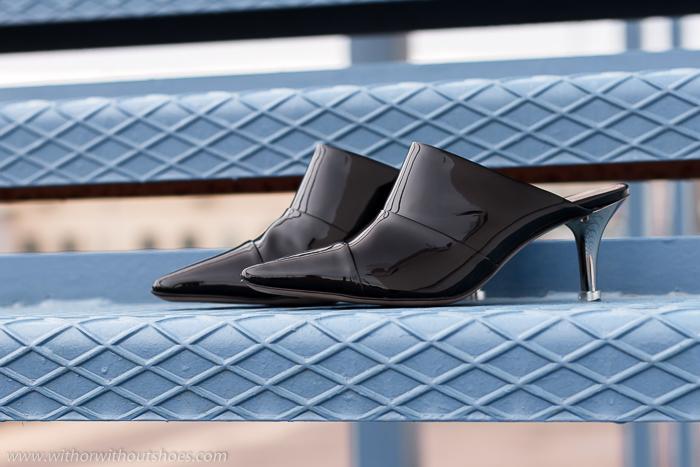 BLog influencer Adicta a los zapatos tendencias en calzado de la temporada a la que no te podrás resistir Los Mules con tacon