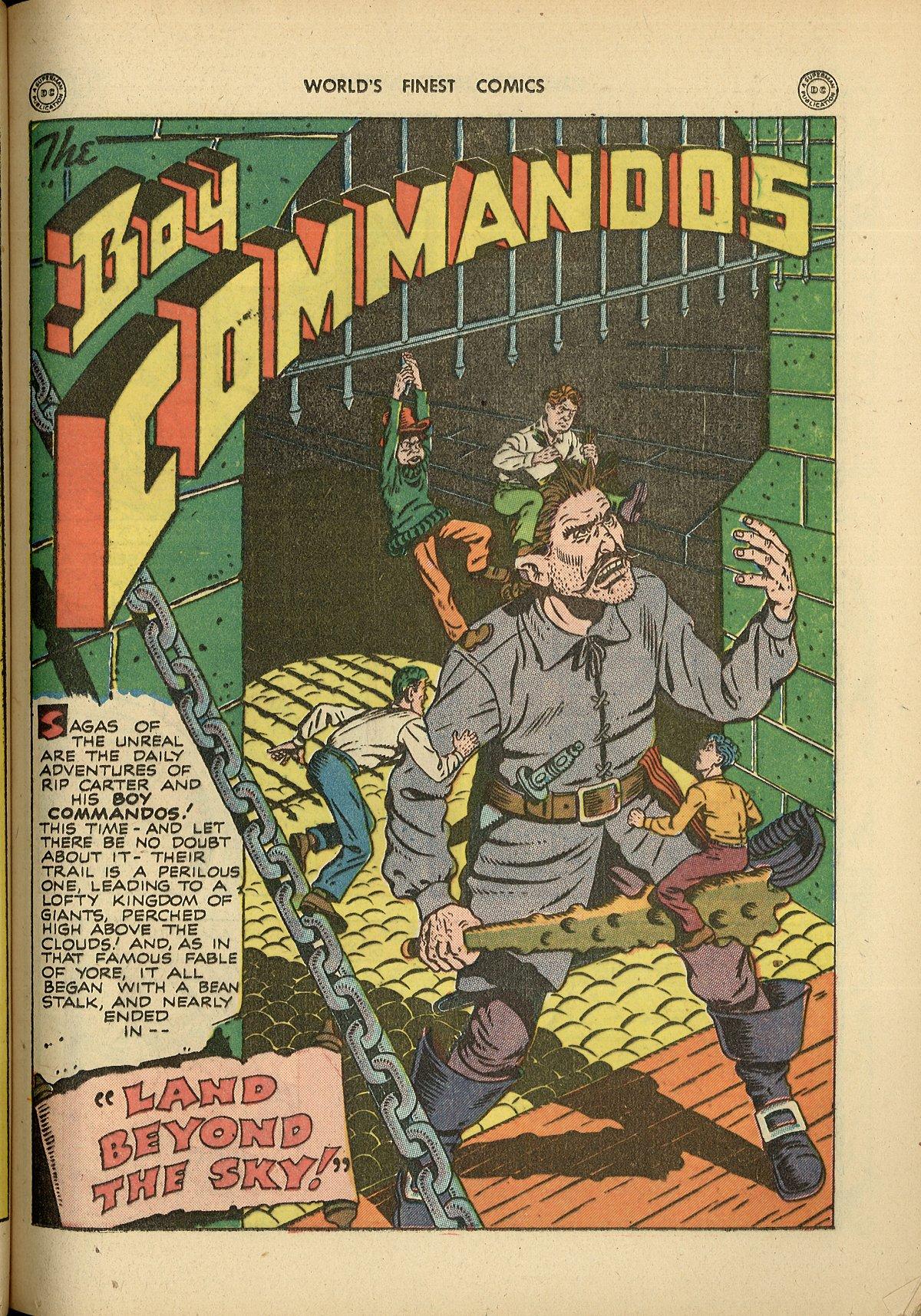 Read online World's Finest Comics comic -  Issue #26 - 25